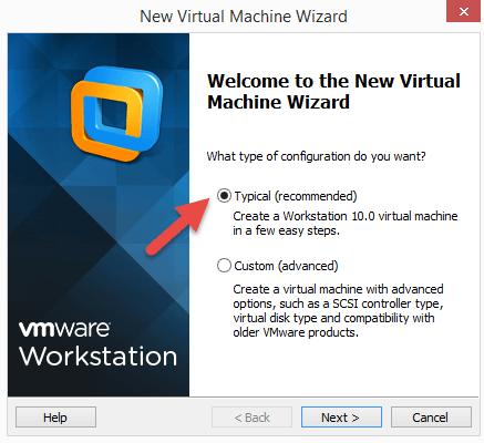Como dar boot pelo pen drive Vmware