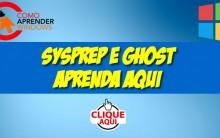 Sysprep e Ghost