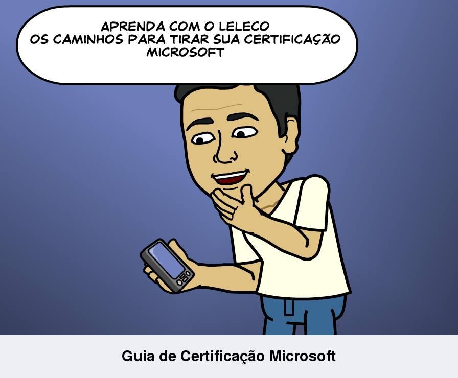 Guia de Certificação Microsoft