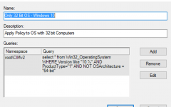 Como Criar Uma GPO Com WMI Filter
