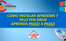 Como Instalar Windows 7 Pelo Pen Drive