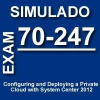 certificação microsoft exame 70-247