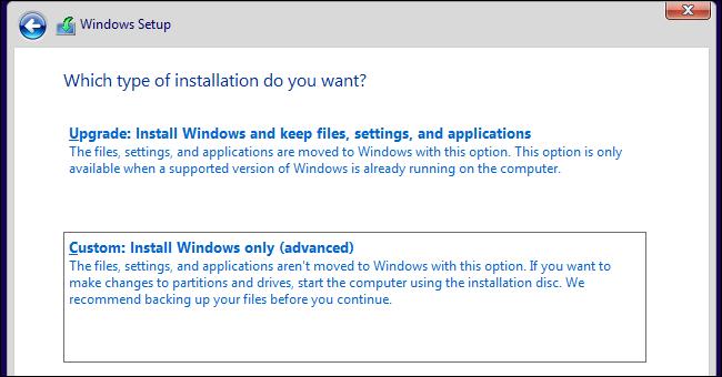 Como instalar o Windows 10