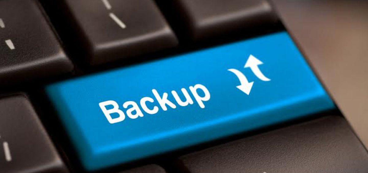 Como fazer backup do seu computador