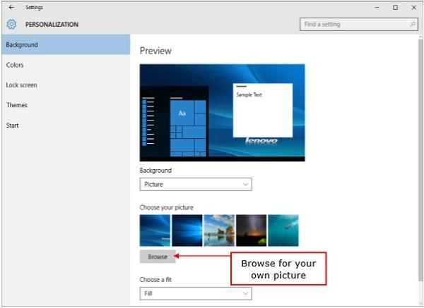 Como Instalar Windows 10 - Noções básicas de GUI