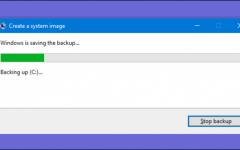 Como criar um backup de imagem do sistema no Windows 7, 8 ou 10