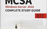Guia de estudo completo do MCSA Windows Server 2016