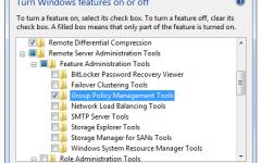 Como Instalar a Política de Grupo e as Ferramentas do AD no Windows 7