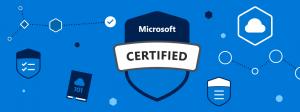 certificacao microsoft