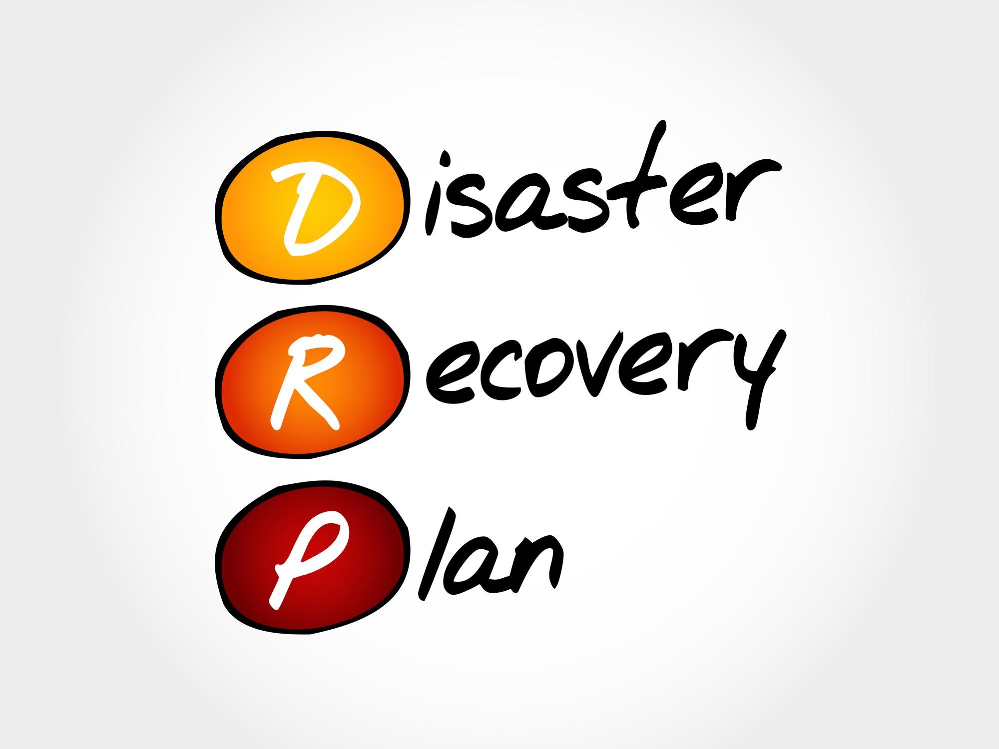 Plano de Recuperação de Desastres (DRP)