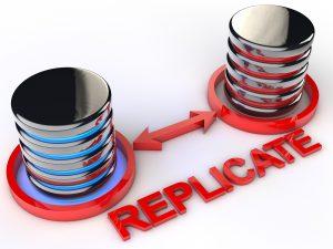 replicação de dados