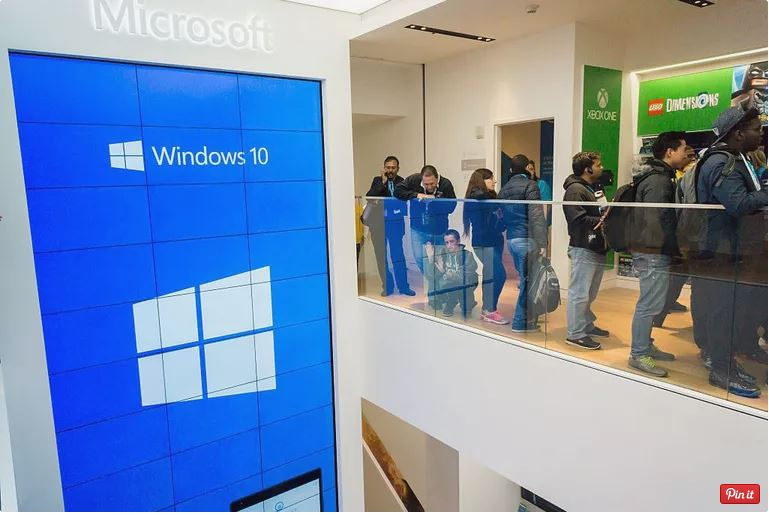 Aprenda os principais momentos da história do Microsoft Windows