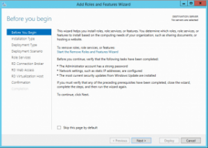Como Instalar Remote Desktop Services