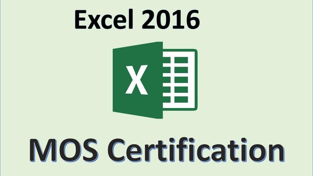 Como obter uma certificação do Microsoft Excel