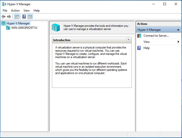 Microsoft Hyper-V Comparação das Versões do Hyper-V no Microsoft Windows Server 2016